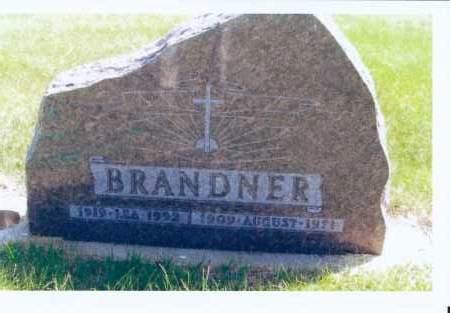 BRANDNER, AUGUST - McIntosh County, North Dakota | AUGUST BRANDNER - North Dakota Gravestone Photos