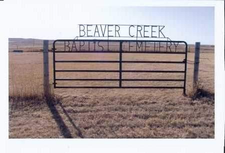 CEMETERY ENTRANCE, BEAVER CREEK - McIntosh County, North Dakota   BEAVER CREEK CEMETERY ENTRANCE - North Dakota Gravestone Photos