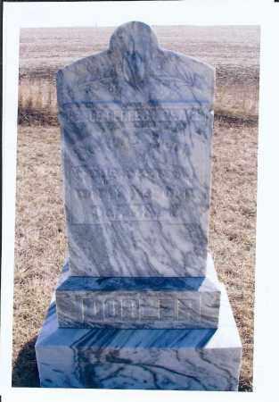 DOBLER, GOTTLIEB - McIntosh County, North Dakota | GOTTLIEB DOBLER - North Dakota Gravestone Photos
