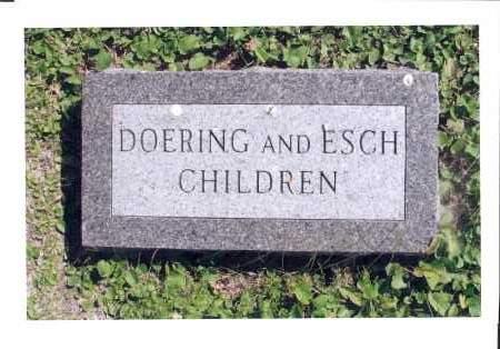 DOERING, CHILDREN - McIntosh County, North Dakota | CHILDREN DOERING - North Dakota Gravestone Photos