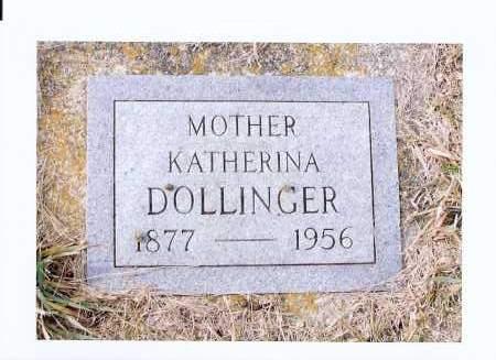 BERRETH DOLLINGER, KATHERINA - McIntosh County, North Dakota | KATHERINA BERRETH DOLLINGER - North Dakota Gravestone Photos