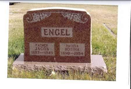 ENGEL, JACOB - McIntosh County, North Dakota | JACOB ENGEL - North Dakota Gravestone Photos
