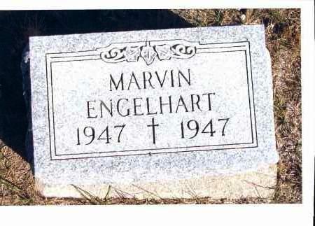 ENGELHART, MARVIN - McIntosh County, North Dakota | MARVIN ENGELHART - North Dakota Gravestone Photos