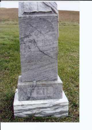 FEIL, CHRISTINA - McIntosh County, North Dakota | CHRISTINA FEIL - North Dakota Gravestone Photos