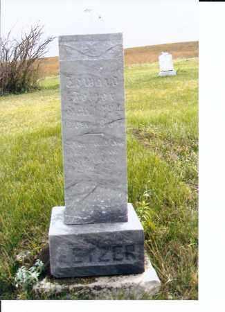 FETZER, HOWARD - McIntosh County, North Dakota   HOWARD FETZER - North Dakota Gravestone Photos