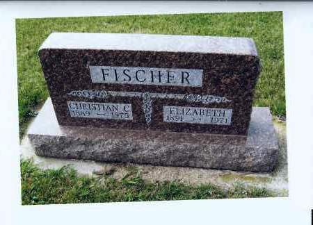FISCHER, CHRISTIAN C. - McIntosh County, North Dakota | CHRISTIAN C. FISCHER - North Dakota Gravestone Photos