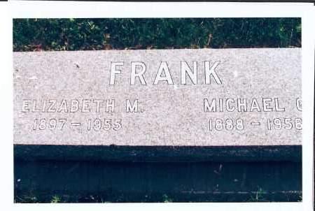 FRANK, MICHAEL - McIntosh County, North Dakota | MICHAEL FRANK - North Dakota Gravestone Photos