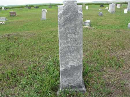 FRANZ 014, FRIEDRICH - McIntosh County, North Dakota | FRIEDRICH FRANZ 014 - North Dakota Gravestone Photos