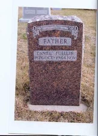 FUELLER, DANIEL - McIntosh County, North Dakota | DANIEL FUELLER - North Dakota Gravestone Photos