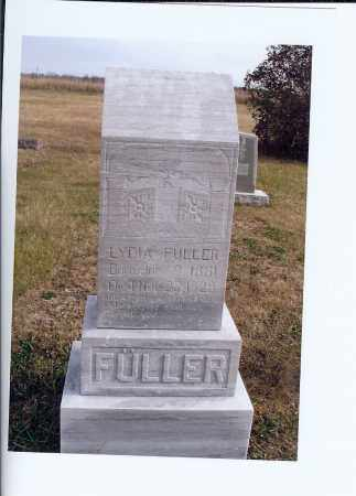 ARLT FULLER, LYDIA - McIntosh County, North Dakota | LYDIA ARLT FULLER - North Dakota Gravestone Photos