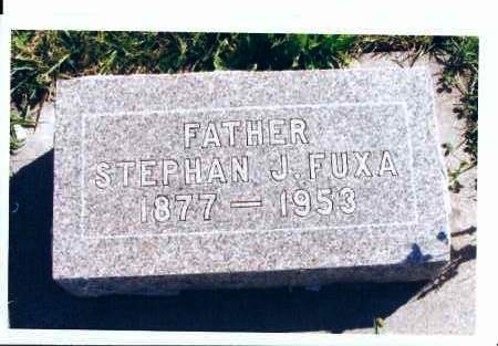 FUXA, STEPHAN J. - McIntosh County, North Dakota | STEPHAN J. FUXA - North Dakota Gravestone Photos