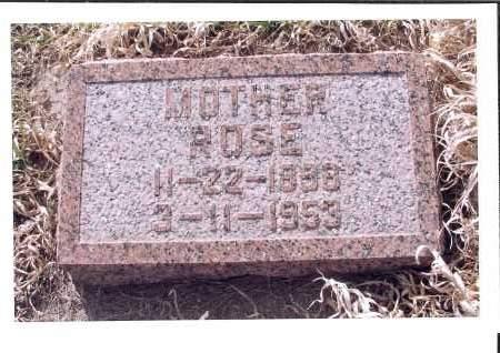 GEHRING, ROSE - McIntosh County, North Dakota | ROSE GEHRING - North Dakota Gravestone Photos