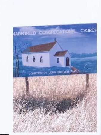 GNADENFELD CONGREGATIONAL CEME, ENTRANCE SIGN, T-132, R-67, SEC. 26 - McIntosh County, North Dakota | ENTRANCE SIGN, T-132, R-67, SEC. 26 GNADENFELD CONGREGATIONAL CEME - North Dakota Gravestone Photos