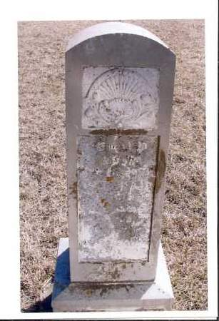GROH, EMIL D. - McIntosh County, North Dakota | EMIL D. GROH - North Dakota Gravestone Photos