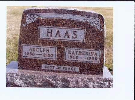KEISZ HAAS, KATHERINA - McIntosh County, North Dakota | KATHERINA KEISZ HAAS - North Dakota Gravestone Photos