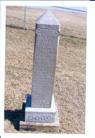 HAAS, GEORG - McIntosh County, North Dakota | GEORG HAAS - North Dakota Gravestone Photos