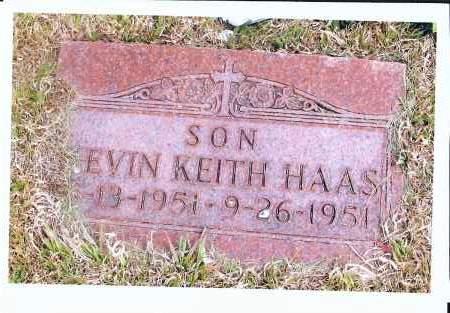 HAAS, KEVIN - McIntosh County, North Dakota   KEVIN HAAS - North Dakota Gravestone Photos