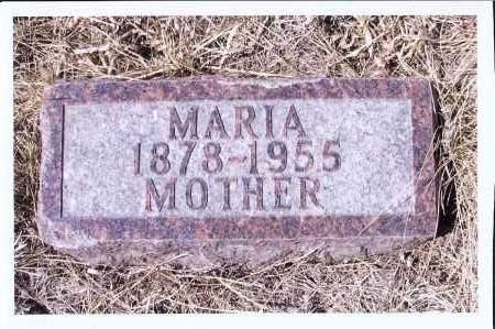 HARSCH, MARIA - McIntosh County, North Dakota | MARIA HARSCH - North Dakota Gravestone Photos