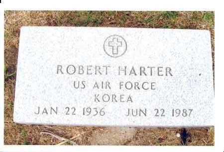HARTER, ROBERT - McIntosh County, North Dakota   ROBERT HARTER - North Dakota Gravestone Photos