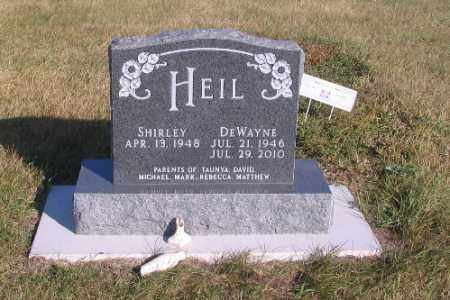 HEIL, DEWAYNE - McIntosh County, North Dakota | DEWAYNE HEIL - North Dakota Gravestone Photos