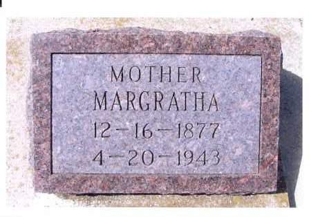 HELFENSTEIN, MARGRATHA - McIntosh County, North Dakota | MARGRATHA HELFENSTEIN - North Dakota Gravestone Photos
