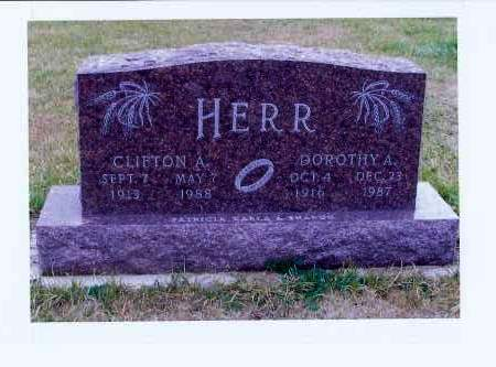WILBERTS HERR, DOROTHY A. - McIntosh County, North Dakota | DOROTHY A. WILBERTS HERR - North Dakota Gravestone Photos