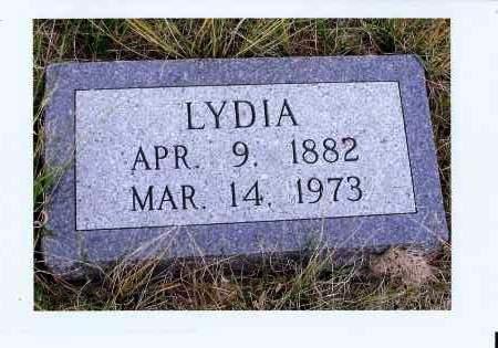 HERR, LYDIA - McIntosh County, North Dakota   LYDIA HERR - North Dakota Gravestone Photos