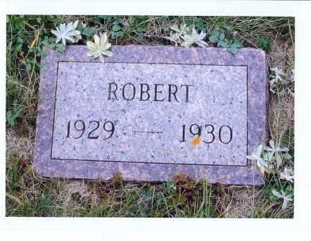 HERR, ROBERT - McIntosh County, North Dakota | ROBERT HERR - North Dakota Gravestone Photos