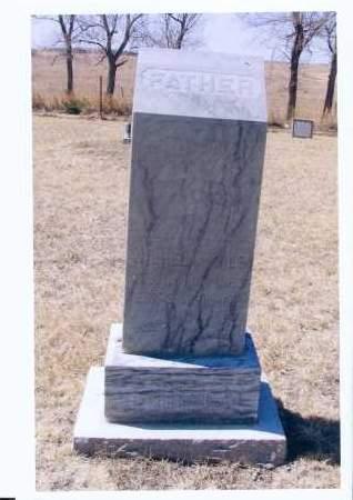HIEB, WILHELM - McIntosh County, North Dakota   WILHELM HIEB - North Dakota Gravestone Photos