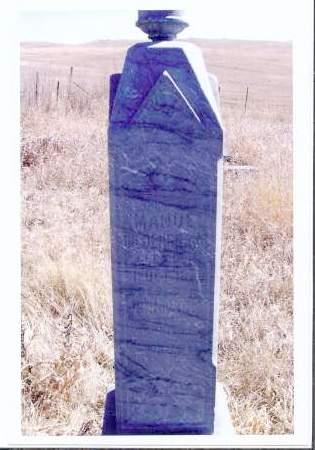 HILDENBRAND, EMANUEL - McIntosh County, North Dakota | EMANUEL HILDENBRAND - North Dakota Gravestone Photos