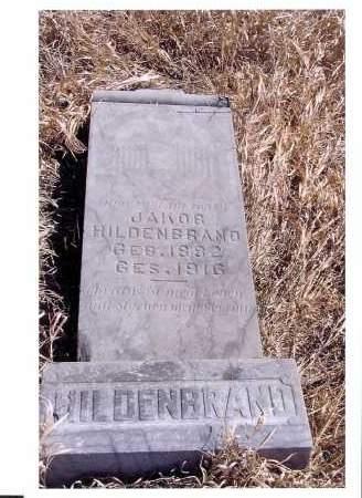 HILDENBRAND, JAKOB - McIntosh County, North Dakota | JAKOB HILDENBRAND - North Dakota Gravestone Photos