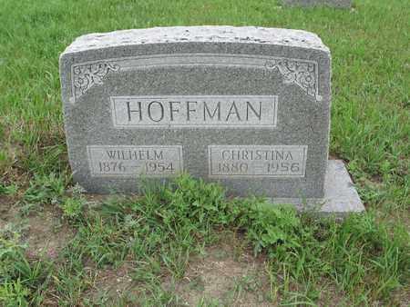 MILLER HOFFMAN 116, CHRISTINA - McIntosh County, North Dakota | CHRISTINA MILLER HOFFMAN 116 - North Dakota Gravestone Photos