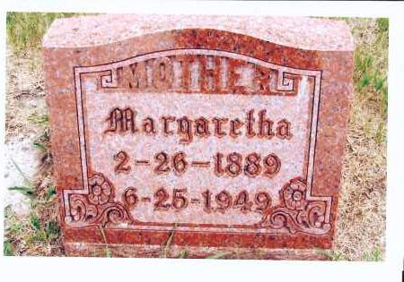 RETZER, MARGARETHA - McIntosh County, North Dakota | MARGARETHA RETZER - North Dakota Gravestone Photos