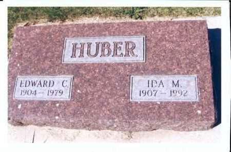 MEIDINGER HUBER, IDA M. - McIntosh County, North Dakota | IDA M. MEIDINGER HUBER - North Dakota Gravestone Photos