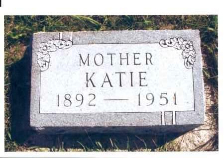 IRION, KATIE - McIntosh County, North Dakota | KATIE IRION - North Dakota Gravestone Photos