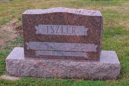 ISZLER, JACOB - McIntosh County, North Dakota   JACOB ISZLER - North Dakota Gravestone Photos