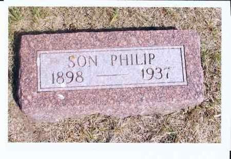 JENNER, PHILIP - McIntosh County, North Dakota | PHILIP JENNER - North Dakota Gravestone Photos