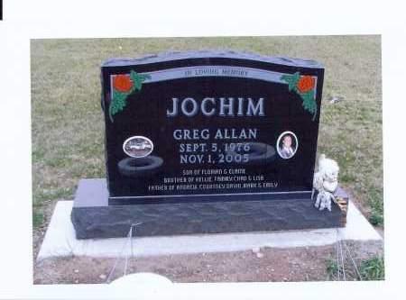 JOACHIM, GREG ALLAN - McIntosh County, North Dakota | GREG ALLAN JOACHIM - North Dakota Gravestone Photos