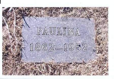 KASEMAN, PAULINA - McIntosh County, North Dakota | PAULINA KASEMAN - North Dakota Gravestone Photos