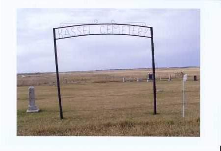 KASSEL BAPTIST CEMETERY, ENTRANCE - McIntosh County, North Dakota | ENTRANCE KASSEL BAPTIST CEMETERY - North Dakota Gravestone Photos