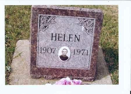 KAUTZ, HELEN - McIntosh County, North Dakota   HELEN KAUTZ - North Dakota Gravestone Photos