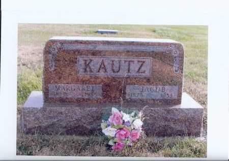 KAUK KAUTZ, MARGARET - McIntosh County, North Dakota | MARGARET KAUK KAUTZ - North Dakota Gravestone Photos