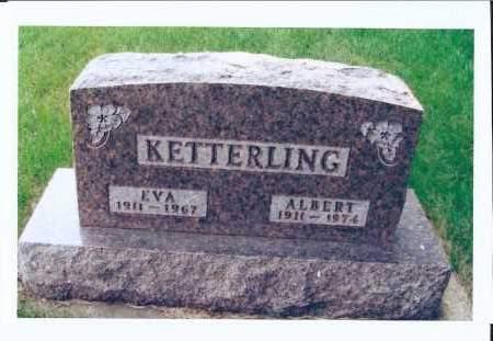 KETTERLING, EVA - McIntosh County, North Dakota | EVA KETTERLING - North Dakota Gravestone Photos