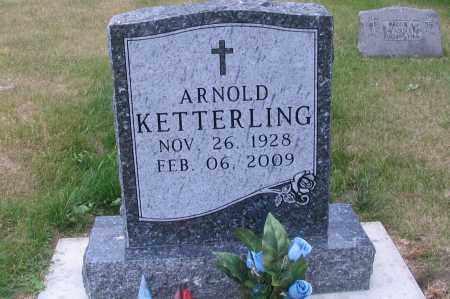 KETTERLING, ARNOLD - McIntosh County, North Dakota | ARNOLD KETTERLING - North Dakota Gravestone Photos