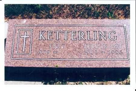 KETTERLING, FERDINAND - McIntosh County, North Dakota | FERDINAND KETTERLING - North Dakota Gravestone Photos