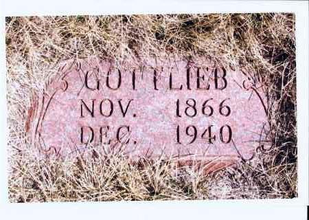 KETTERLING, GOTTLIEB - McIntosh County, North Dakota | GOTTLIEB KETTERLING - North Dakota Gravestone Photos