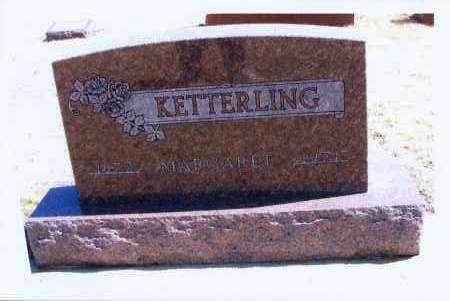 KETTERLING, MARGARET - McIntosh County, North Dakota | MARGARET KETTERLING - North Dakota Gravestone Photos