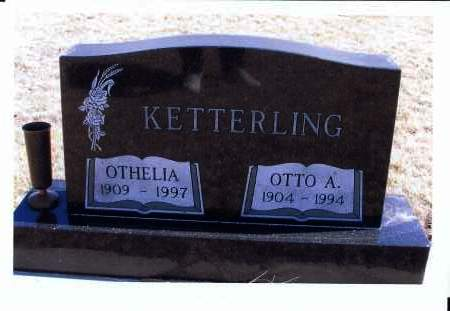 KETTERLING, OTTO A. - McIntosh County, North Dakota | OTTO A. KETTERLING - North Dakota Gravestone Photos