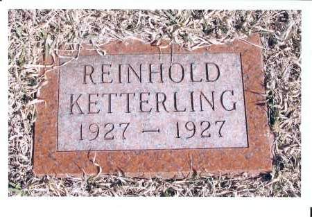KETTERLING, REINHOLD - McIntosh County, North Dakota | REINHOLD KETTERLING - North Dakota Gravestone Photos