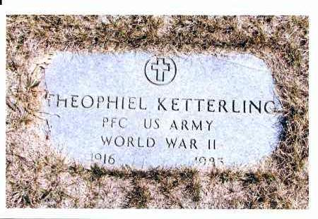 KETTERLING, THEOPHIEL - McIntosh County, North Dakota | THEOPHIEL KETTERLING - North Dakota Gravestone Photos